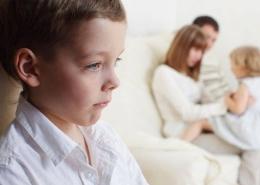 Ansia nei bambini come riconoscerla